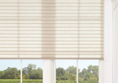 SONNETTE Hunter Douglas Cellular Roller Shades