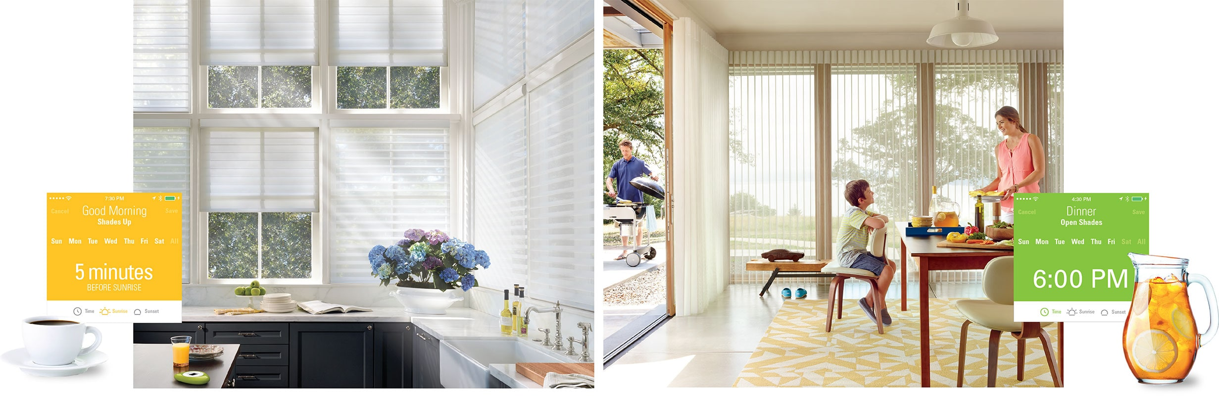 Powerview Schedule Hunter Douglas