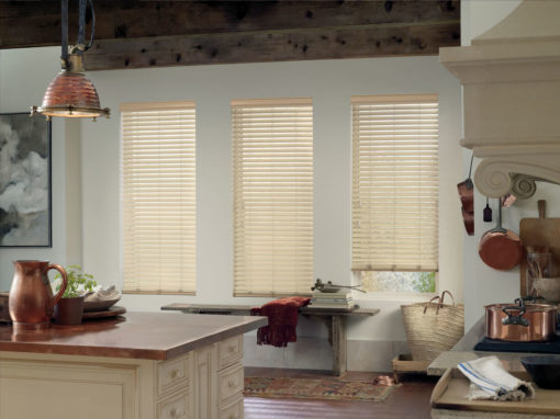 EVERWOOD® Alternative Wood Blinds