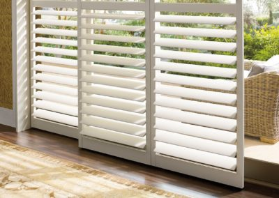 INVISIBLE TILT WINDOW SHUTTERS